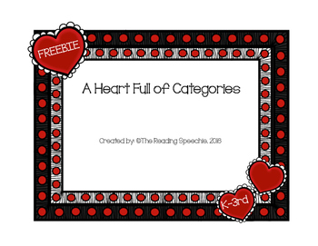 A Heart Full of Categories