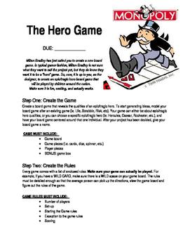 A Hero Game