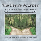 The Hero's Journey Distance Learning Lesson