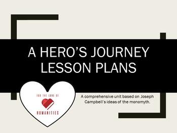 A Hero's Journey Lesson Plans