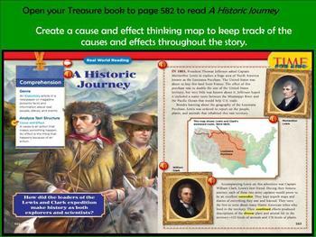 A Historic Journey Treasures Smart Notebook