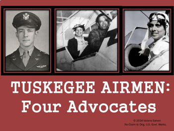 Aviation History Bundle—Early Airmail, Tuskegee Airmen Advocates, History Sleuth