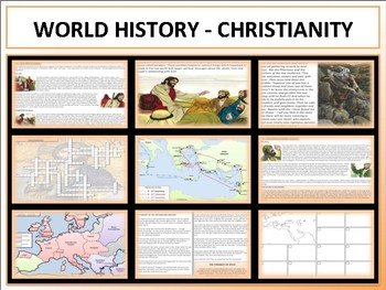 A History of Christianity - Complete Unit
