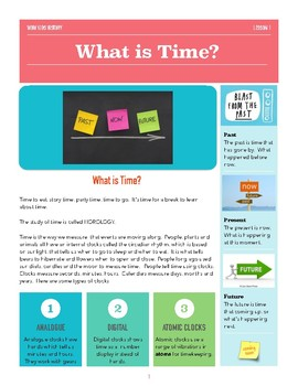 A History of Keeping Time