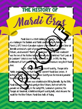 A History of Mardi Gras