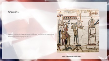 A History of US: Making Thirteen Colonies - Powerpoint Chapter Questions