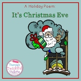 A Holiday Poem It's Christmas Eve
