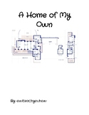 A Home of My Own Project-Based Math Activity