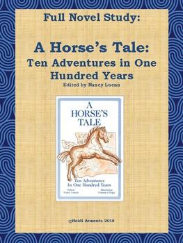 A Horse's Tale Full Novel Study
