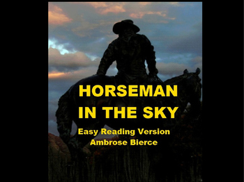 A Horseman in the Sky Powerpoint