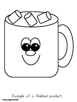 A Hot Chocolate Craft-ivity FREEBIE!