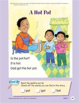 A Hot Pot