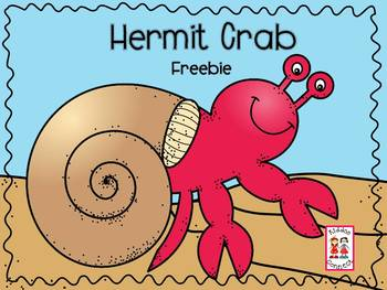 Hermit Crab Freebie
