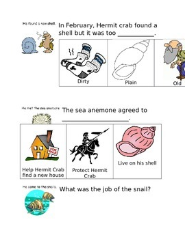 A House for Hermit Crab Adapted Test