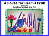 A House for Hermit Crab/ Art and Writing- Great for Back-to-School
