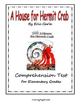A House for Hermit Crab Comprehension