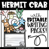 Hermit Crab Craft Activity (Craftivity)