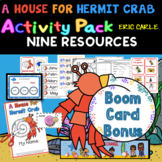 A House for Hermit Crab Cut & Paste Minibook