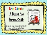 A House for Hermit Crab-End of the Year writing and craftivity