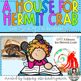 A House for Hermit Crab Literacy Activities - Book Companion