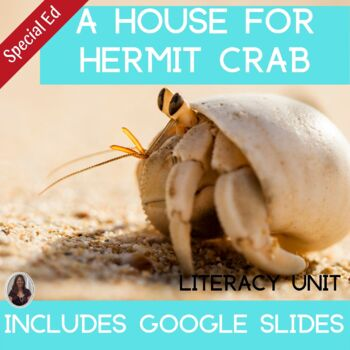 A House for Hermit Crab Unit for Special Education