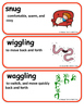 ReadyGen, A House for Hermit Crab Vocabulary, Kindergarten, Unit 1, module A
