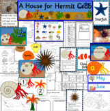 A House for Hermit Crab story book study
