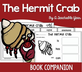 A House for the Hermit Crab- Book Companion