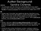 A House of My Own by Sandra Cisneros - AP English Language and Comp Unit PPT