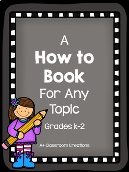 A How To Book For Any Topic