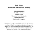 A How-To on How-To Writing