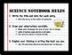 A How-to Guide for Science Notebook Set-Up: Elementary Grades