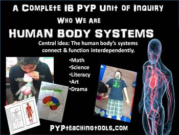 A Human Body Interactive Science IB PYP Unit of Inquiry