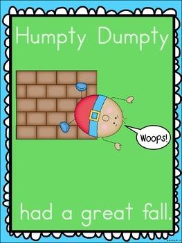 A+ Humpty Dumpty Book