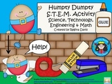 STEM Science, Technology, Engineering & Math Nursery Rhymes: Humpty Dumpty