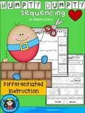 A+ Humpty Dumpty Sequencing