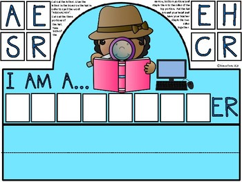 A+ I Am A Researcher Hat
