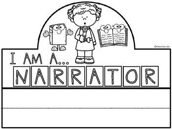 A+ I Am An Narrator Hat