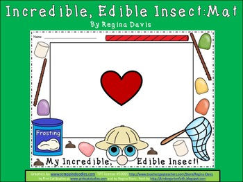 A+  Incredible Edible Insect: Mat