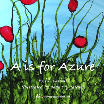 A Is for Azure: The Alphabet in Colors
