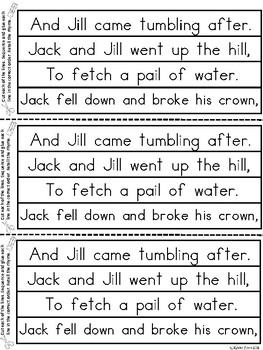 A+ Jack And Jill Sequencing