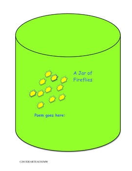 A Jar of Buttons or Poems, Pennies...