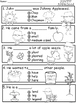 A+ Johnny Appleseed Comprehension:Differentiated Instruction For Guided Reading