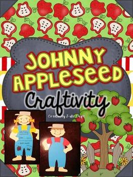 A Johnny Appleseed Craftivtiy