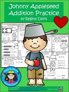A+  Johnny Appleseed  Math: Addition