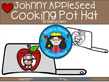 A+ Johnny Appleseed Pot Hat