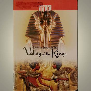 A Journey Though Time The Valley of the Kings -  Video Worksheet with Answer Key