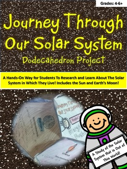 Solar System Project {Dodecahedron}