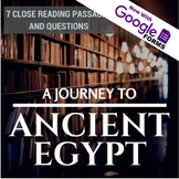 A Journey to Ancient Egypt