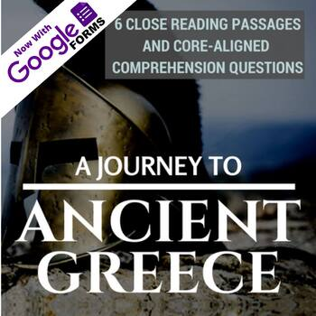 A Journey to Ancient Greece